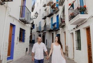 Elvira & Javier –Peñíscola